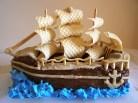 Torta brod by Ceca