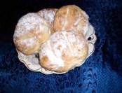 Posno pecivo sa kokosom