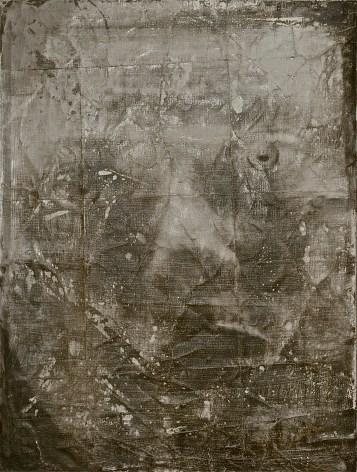 portrait of woman #12 - 2003 - 60x80cm - photographic emulsion on canvas