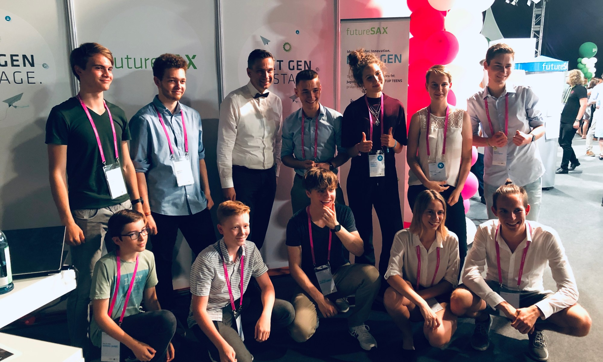 futureSax Innovationskonferrenz 2019