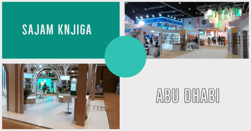 Sajam knjiga u Abu Dhabiju