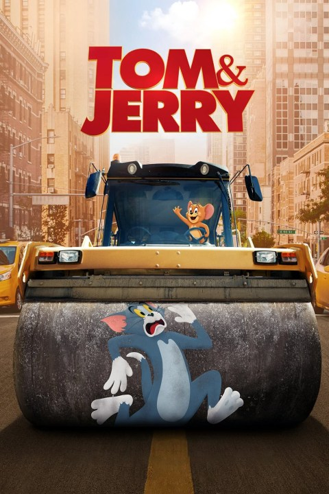 Image result for Tom & Jerry (2021)