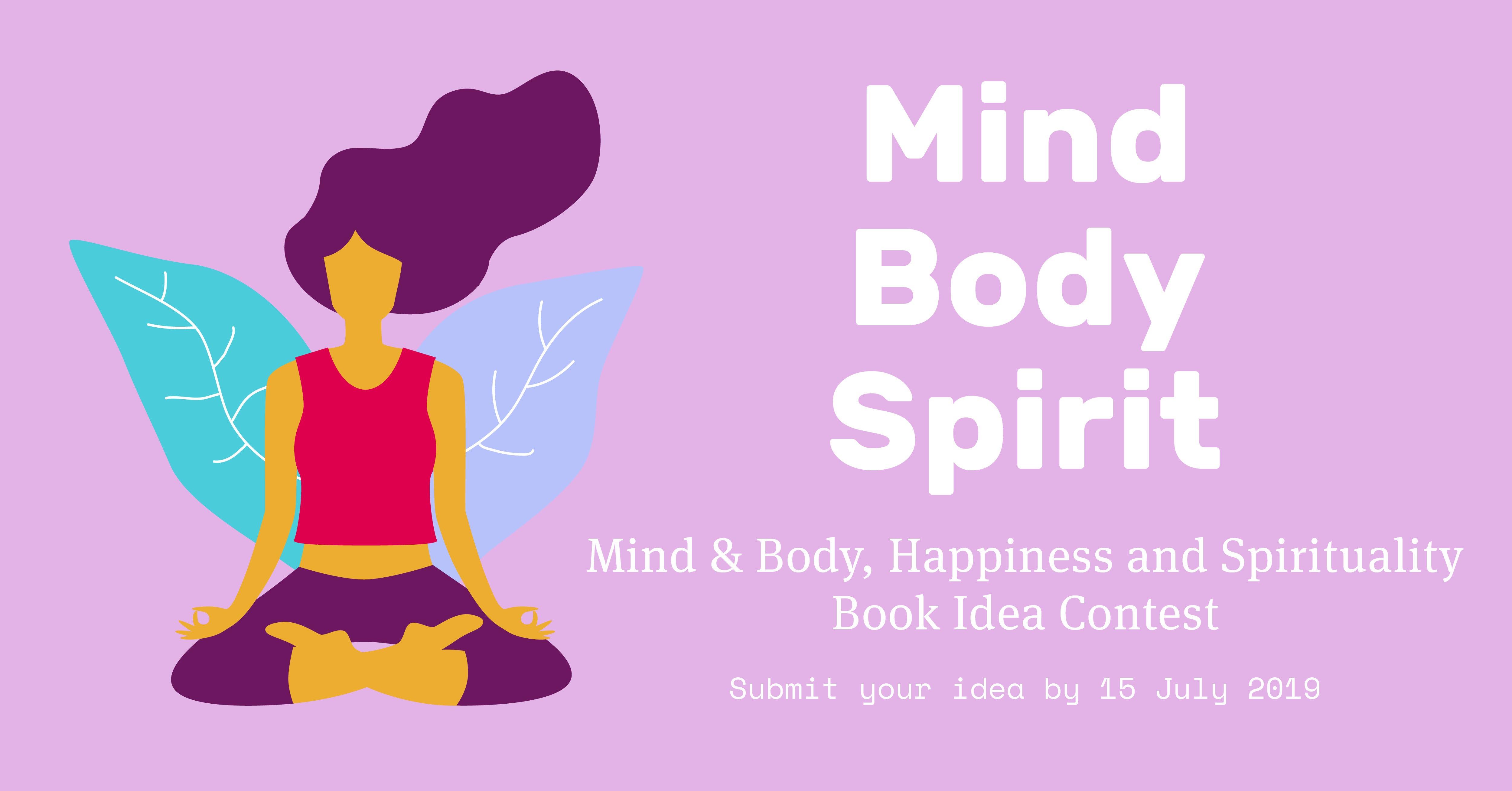 Mind Body Spirit Book Proposal Writing Contest