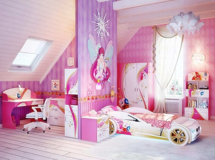 Pink Bedroom Ideas That Can Be Pretty And Peaceful Or Punchy And Playful By Wallcorners Medium
