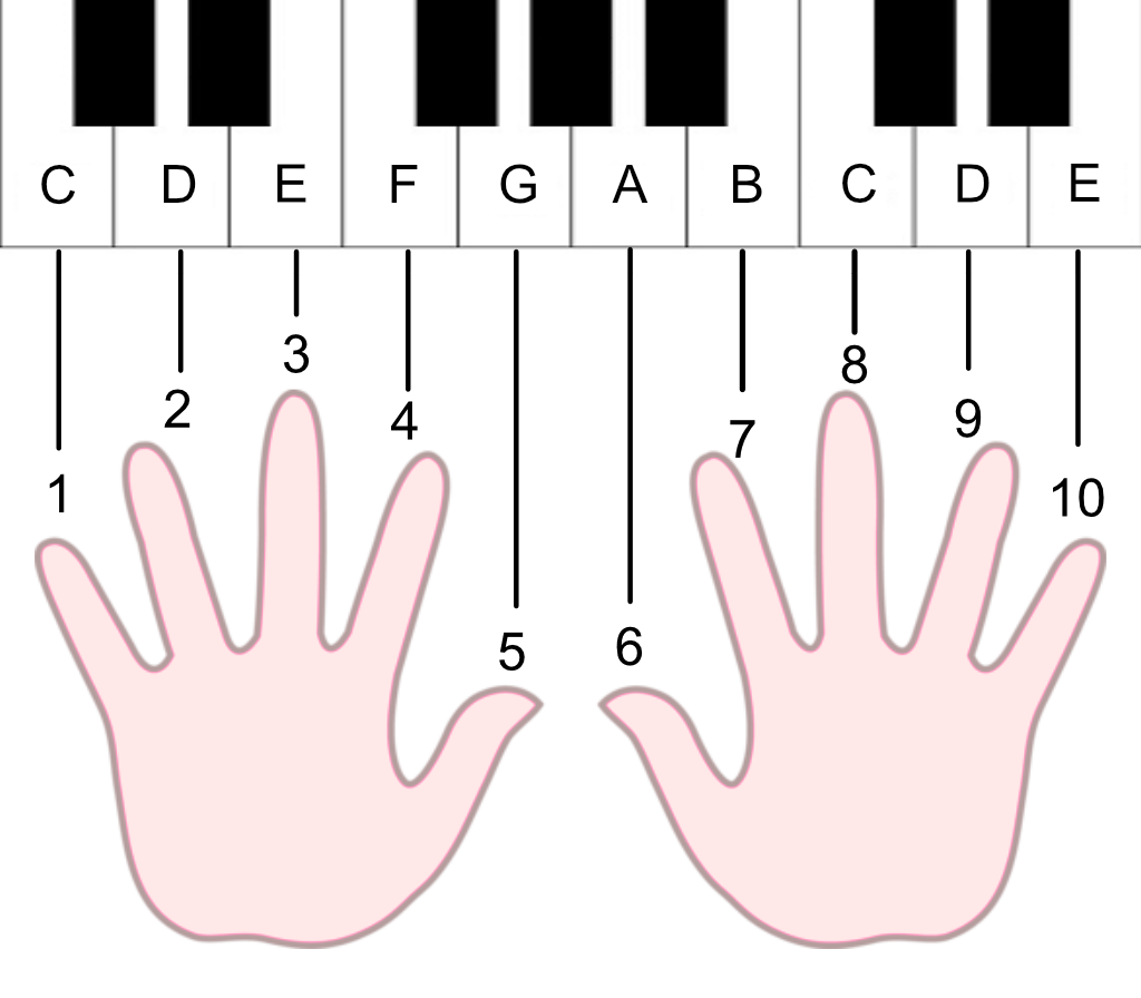 How Playing The Piano Taught Me Math