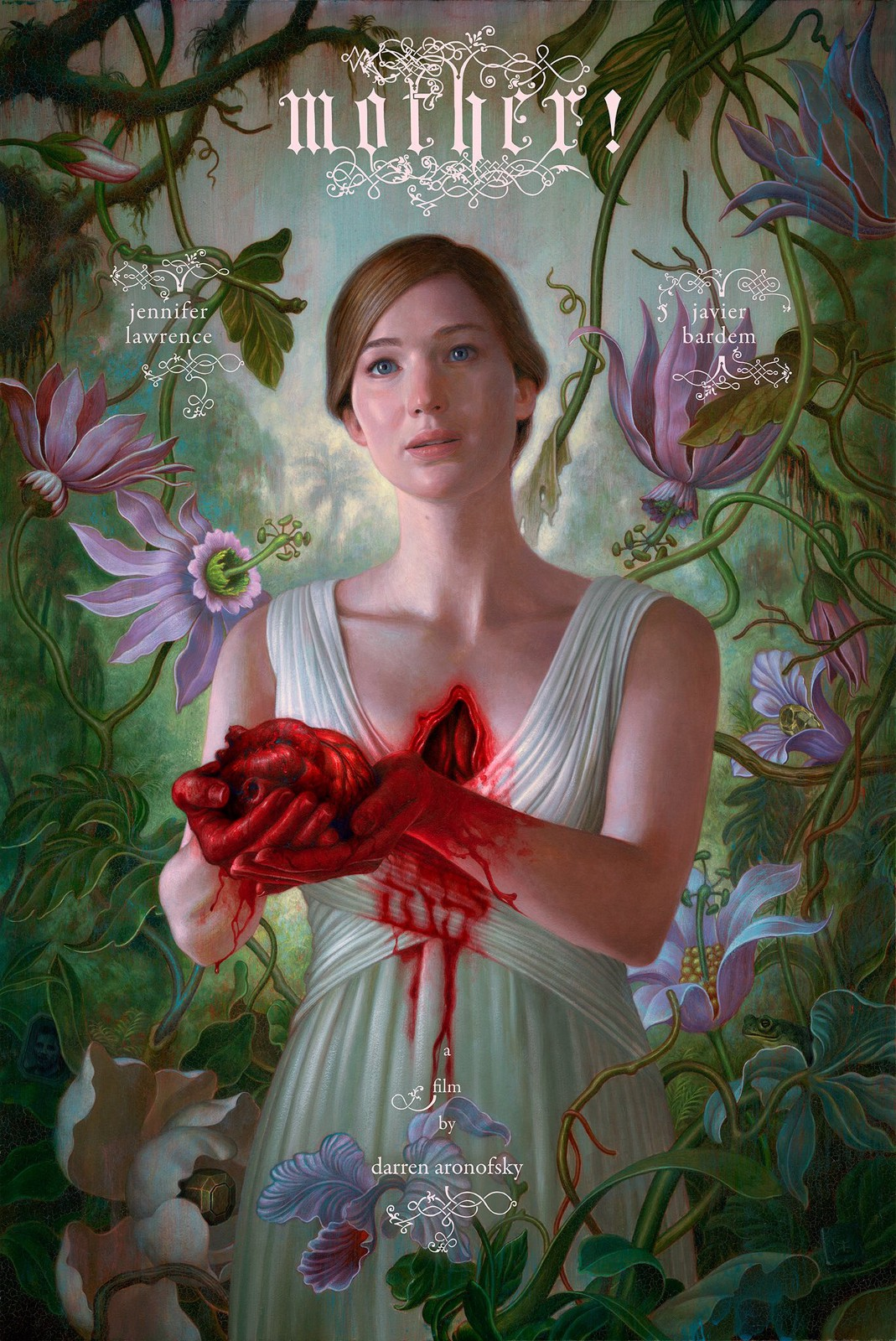 """Ser mulher: uma análise do filme """"Mother!"""", de Darren Aronofsky"""
