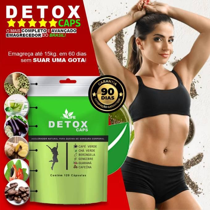 Cápsulas Detox, Suco Detox ou Dieta Detox é Saudável e Emagrece Mesmo?