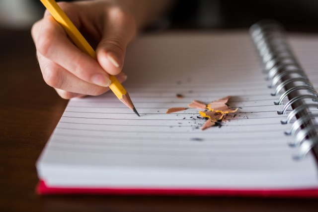 Why writing about your anxiety is one of the best things you can