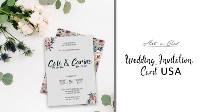 Exciting With Wedding Invitation