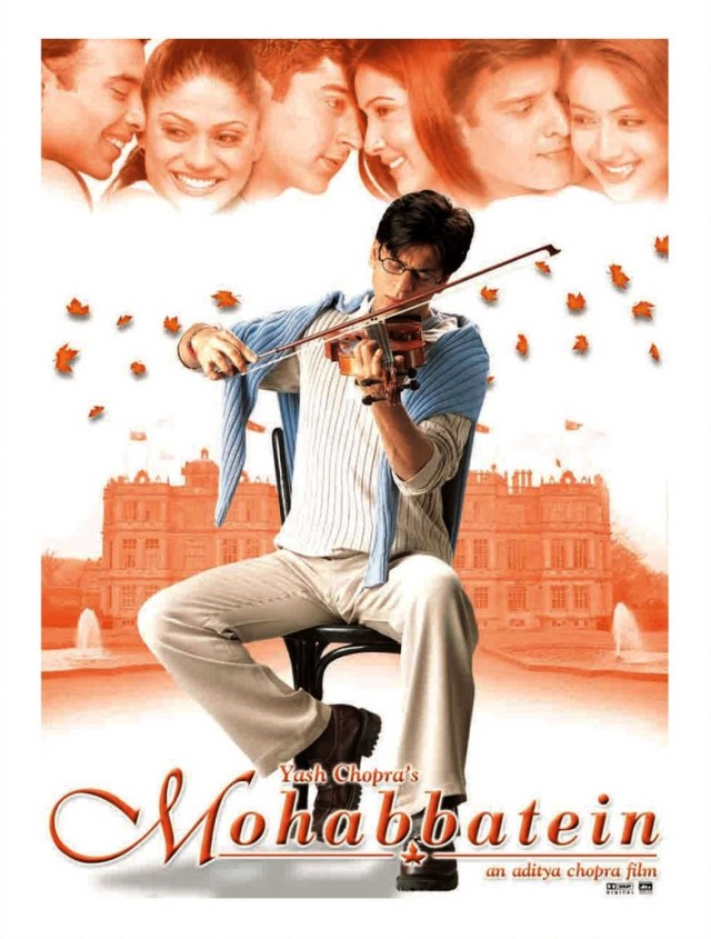 18 Years Of Mohabbatein (27/10/2000)   by Bollywoodirect   Medium