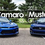 2016 Ford Mustang Gt Vs 2016 Chevrolet Camaro Ss Comparison Driving Reviews By Topspeed One Medium