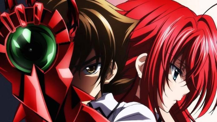 Gamers Discussion Hub 0*B60ucNzLRA83Gf73 20 Best Ecchi Harem Anime With Badass Male Lead