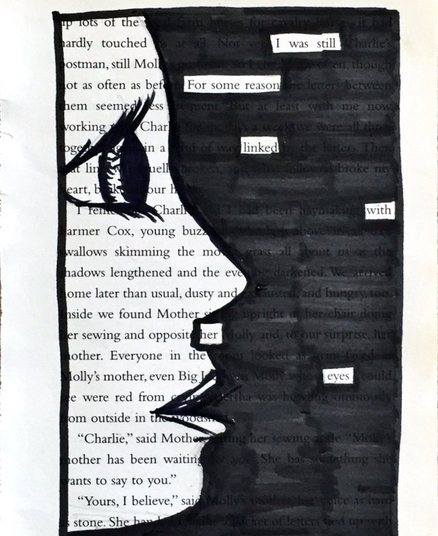 Why Every Poet Should Experiment With Blackout Poetry  by Mariyam