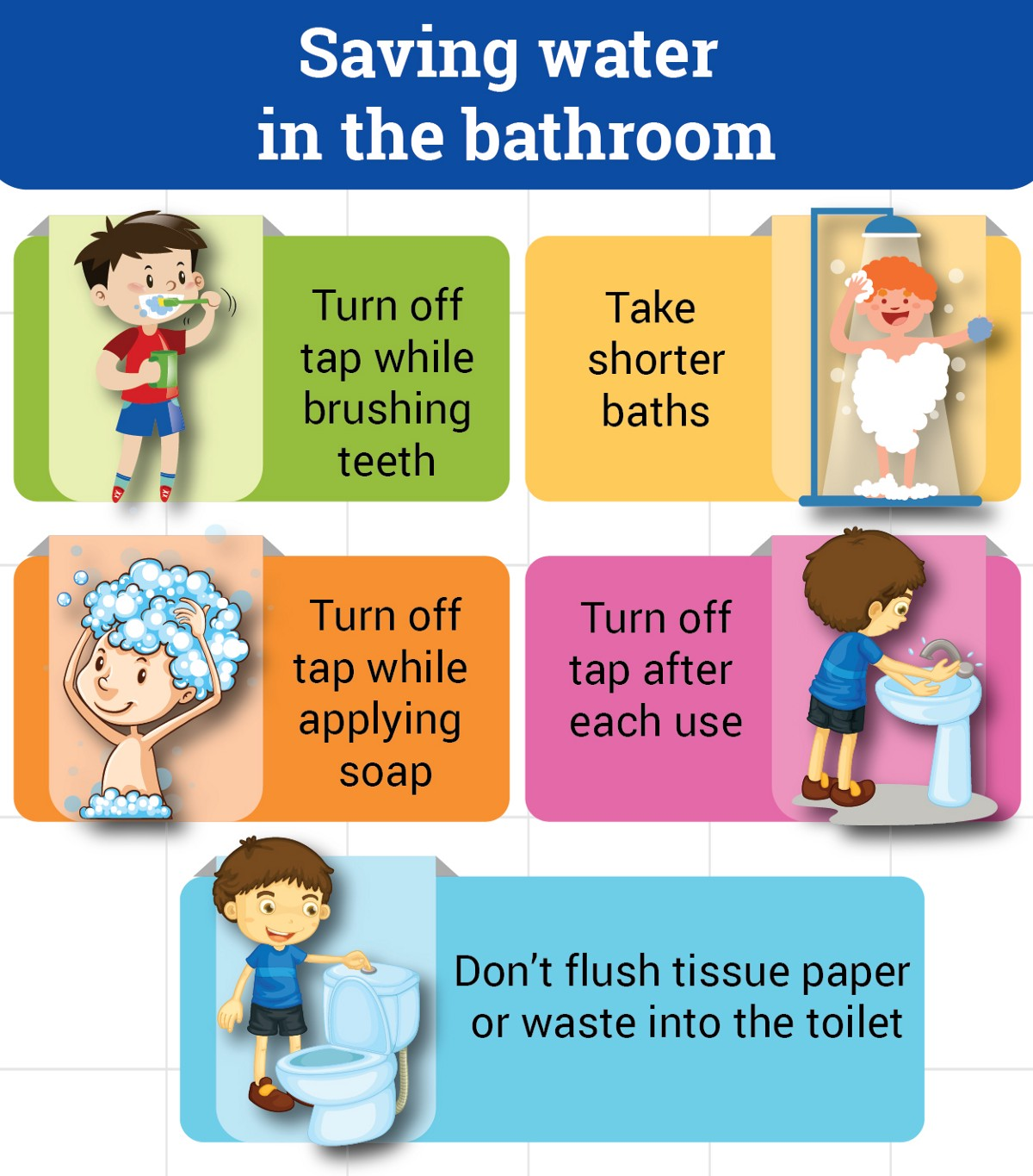 How To Teach Your Child About Water Conservation