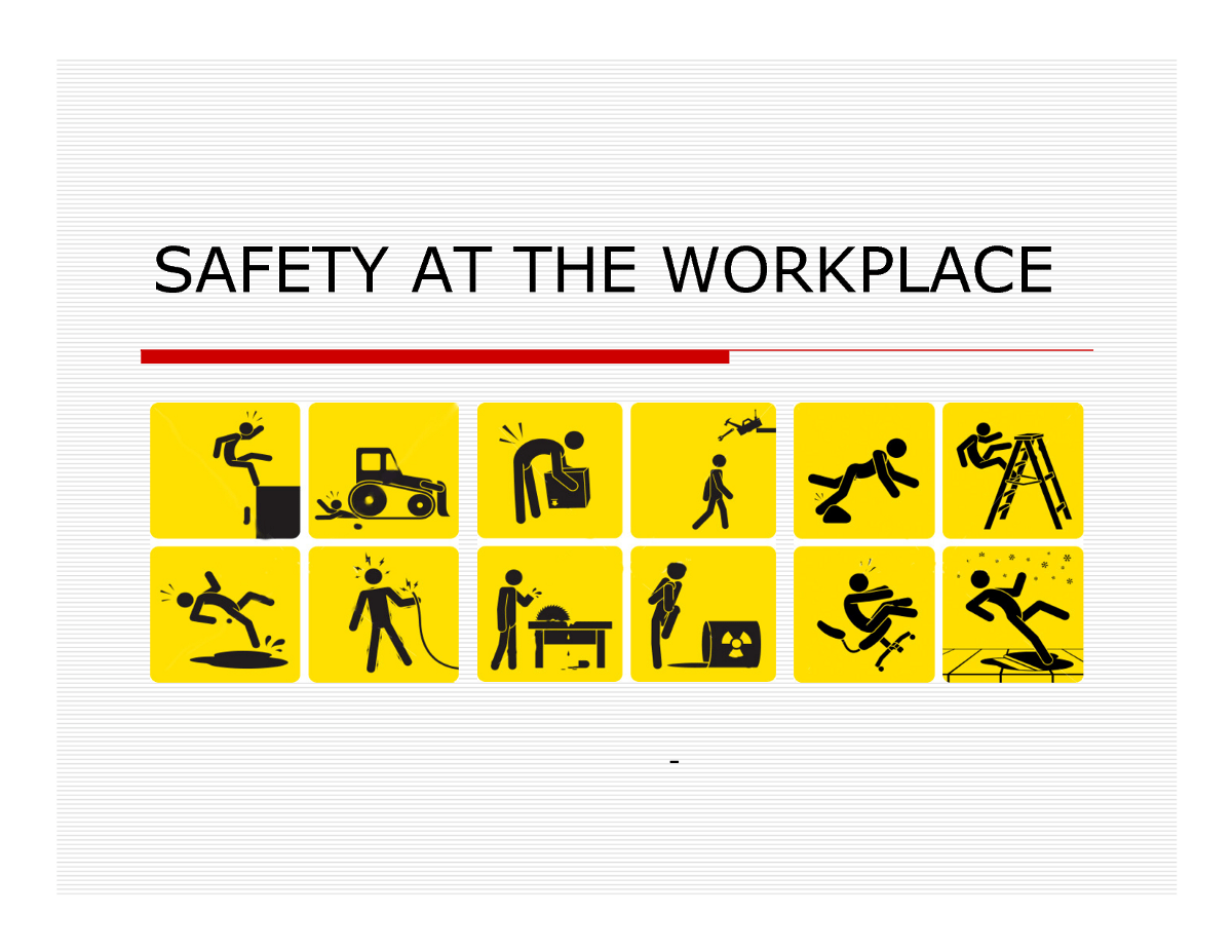 Top 10 Reasons Why Workplace Safety Is Important