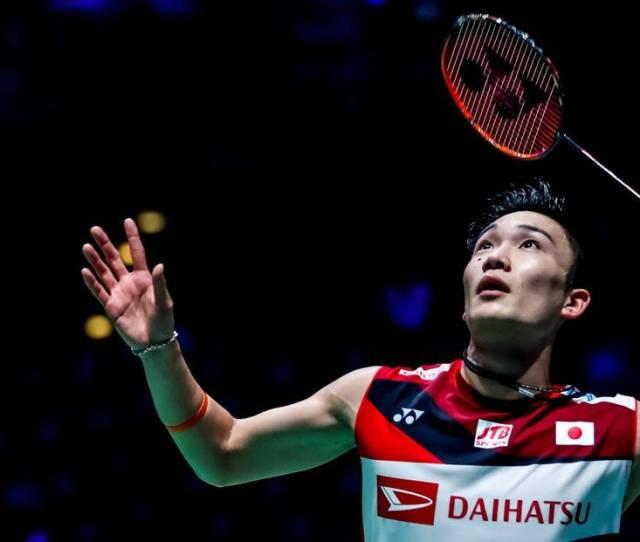 Kento Momota Wins All All All England This Is Badminton Medium