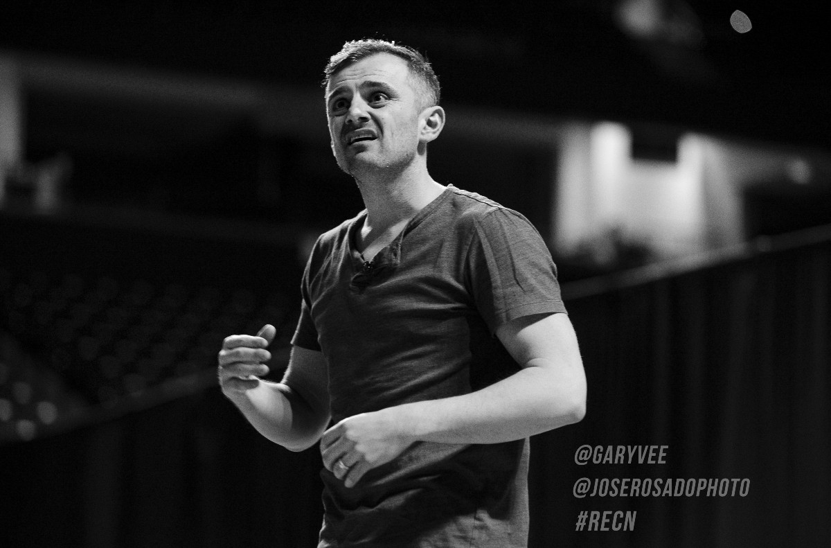 Gary Vaynerchuk Spoke At An Event With 40 Tickets Amp No