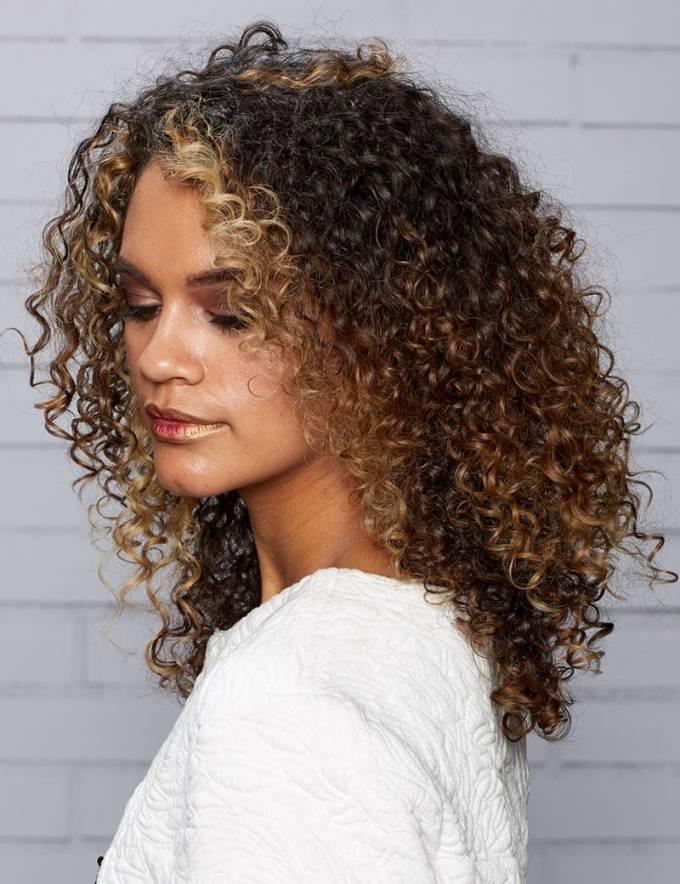 curly medium hairstyles for women 2019–2020 - haircuts - medium