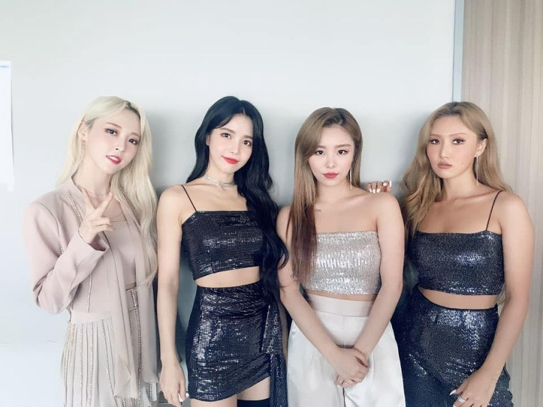 Image result for mamamoo 2019