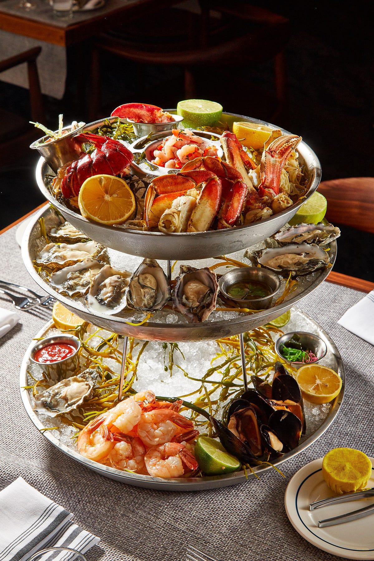 Top Restaurants Seafood Sf