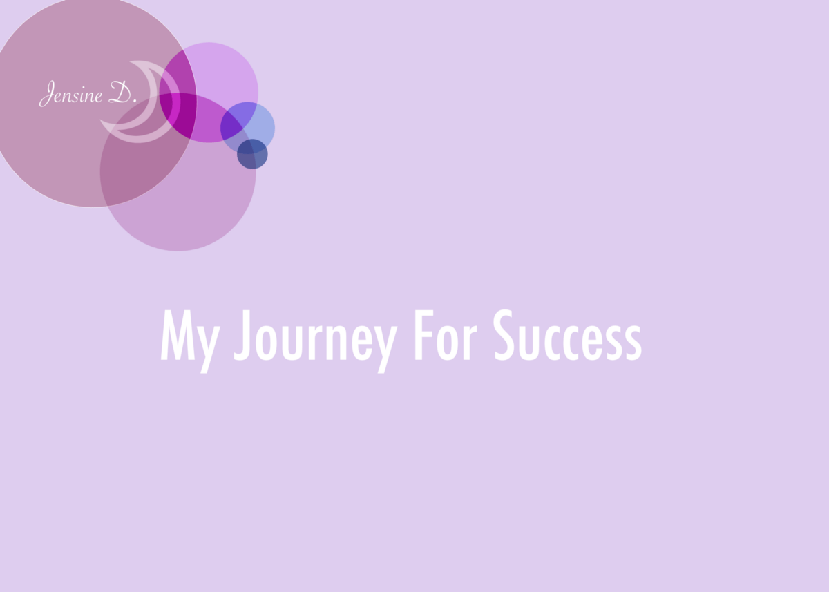 My Ongoing Journey For Success