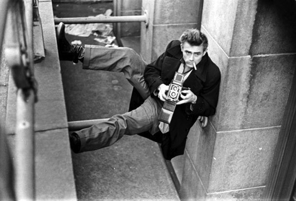 JAMES DEAN: A Life in Pictures —. A Look at the Men Whose Images Birthed… |  by Eric Langberg | Everything's Interesting | Medium