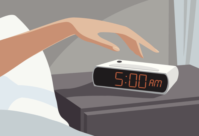 5 Excellent Reasons To Wake Up At A M