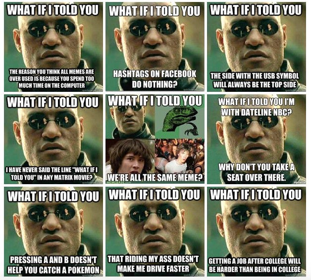 False Memories What If I Told You About Morpheus And The Mandela
