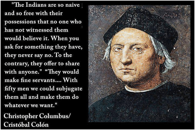 Columbus Day and Hitler Day. By Delisena Auguste, Malith Jerice, and…   by Alexander Lynn   Medium