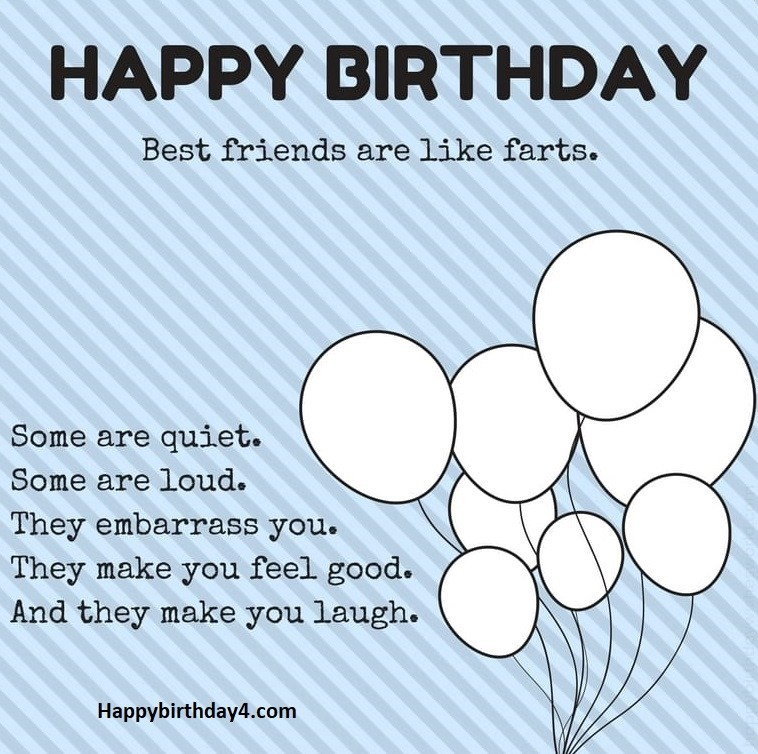 Birthday Wishes For Best Friend Best Friends Are The Friends Who Keep By Happy Birthday Medium