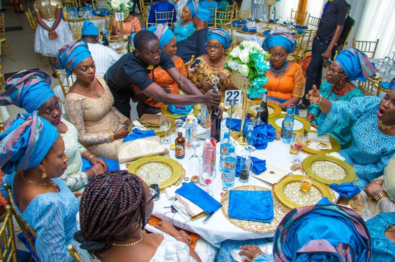 """OWANBE PARTIES.. """"Owanbe"""" or """"Owambe"""" is defined by…   by Dapo Davids    Medium"""