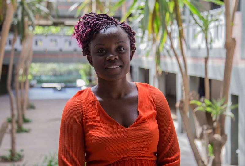 Grace Kamere — Kenya
