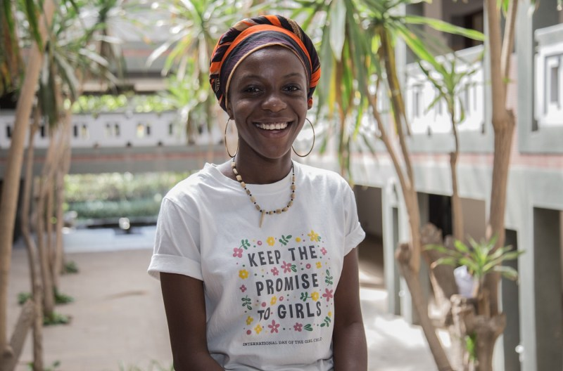 Mirabelle Morah — Nigeria