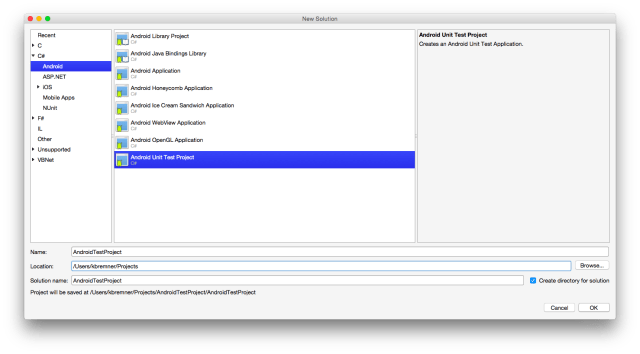 Automating Android Unit Tests with Xamarin  by Kyle Bremner  Medium