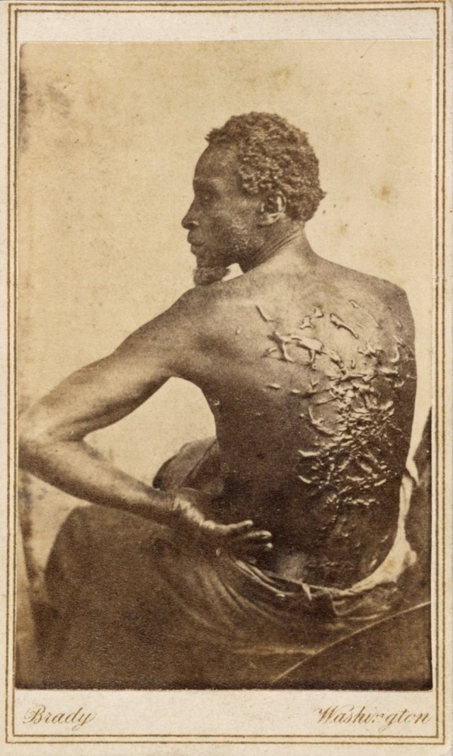 Photo of Peter Tells the Story of 28.28 Million Slaves  by Steve