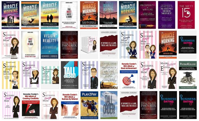 How This Self-Published Author Sold 13,13 Copies of Her Books