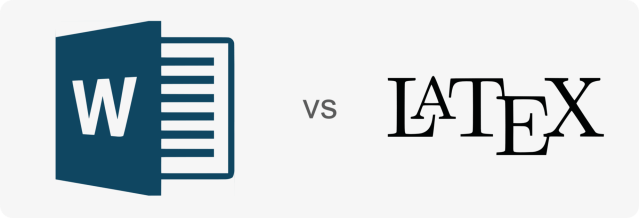 Should I write my thesis with Word or LaTeX?  by Antonius Golly