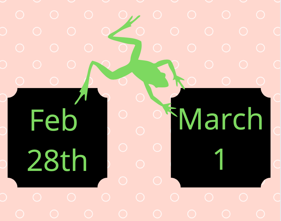 My Disappearing Birthday What It Is Really Like To Have Been Born On A Leap Day Renee Nicole Gray