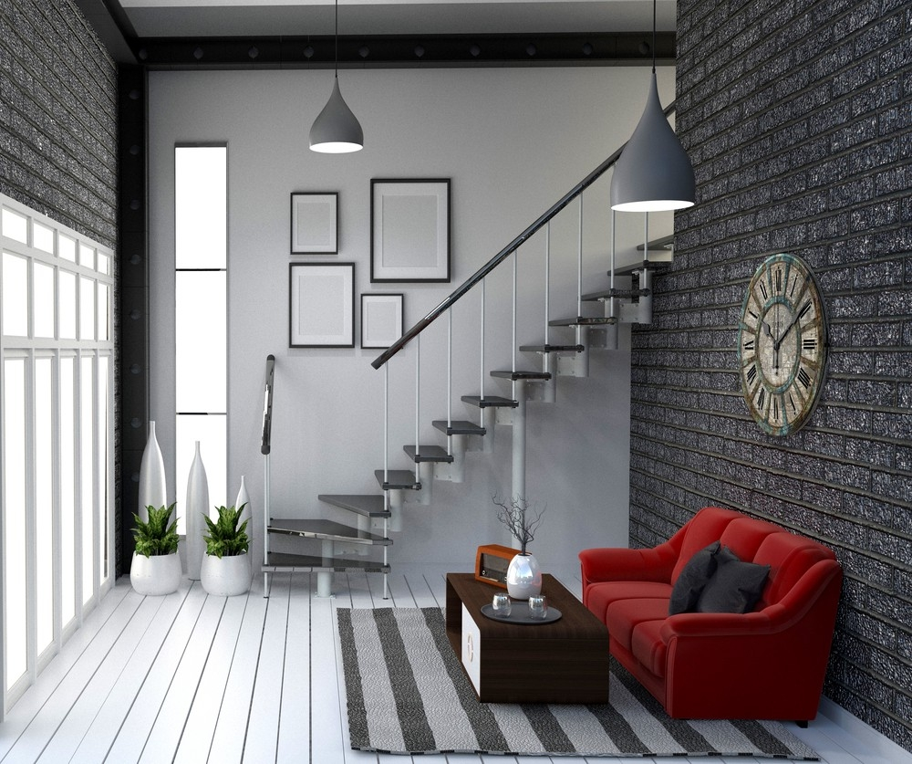 Architectural Ideas Around A Duplex Home In India By Dhrishni   House Inner Steps Design   Staircase Window   Bungalow   House Plan   Duplex Shop   Limited Space Small Stair