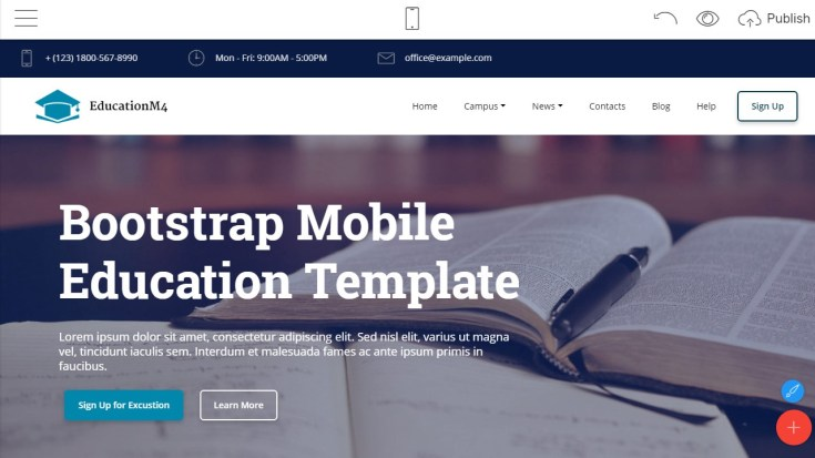 Image result for Bootstrap Templates