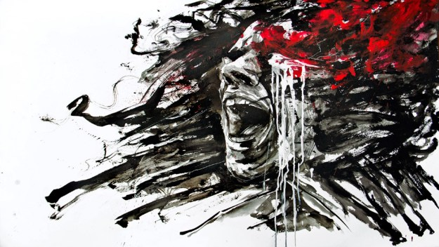 """The Pain of Cluster Headaches"" — Agnes Cecile"