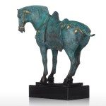 Horse Decor And Christmas Horse With Horse Statues And Horse Racing By Sweet Home Make Medium