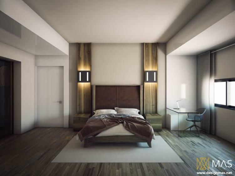 Contemporary Bedroom Designs By Putra Sulung Medium