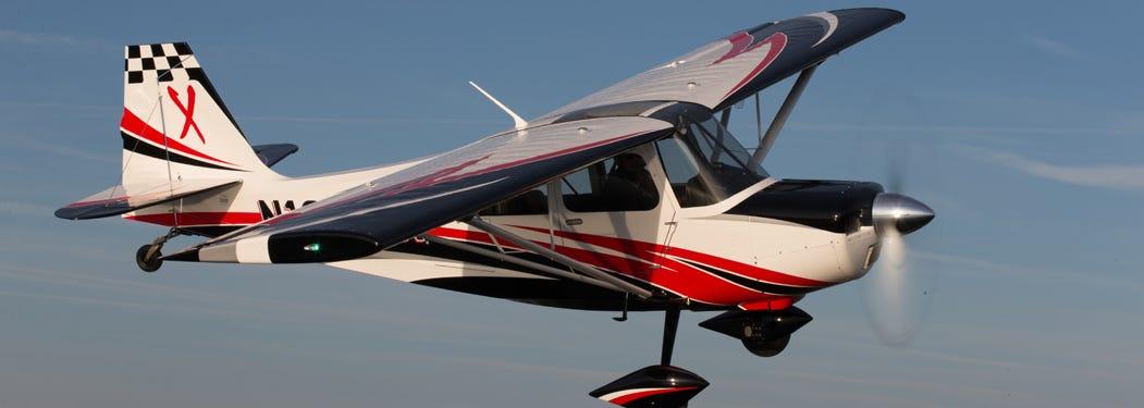 Xtreme Composite Aircraft