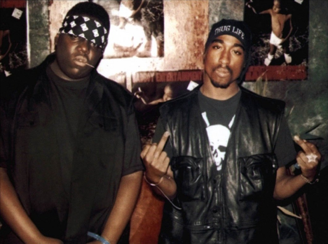 Image result for biggie 2pac