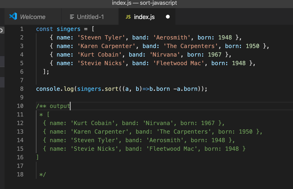 Mengenal Object Di Dalam Javascript Part Dua