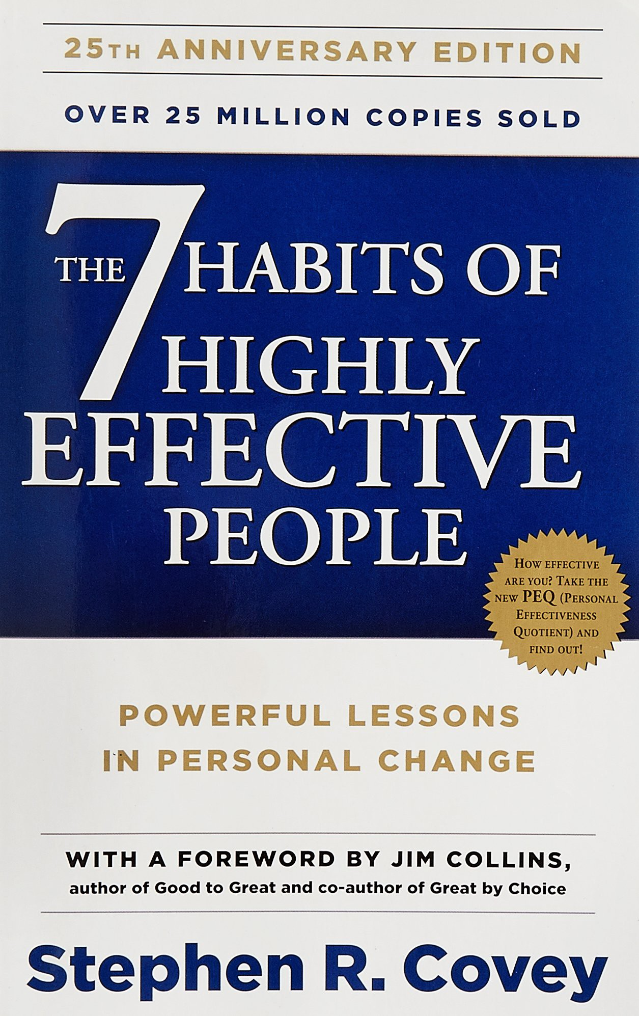 The 7 Habits Of Highly Effective People Stephen R Covey