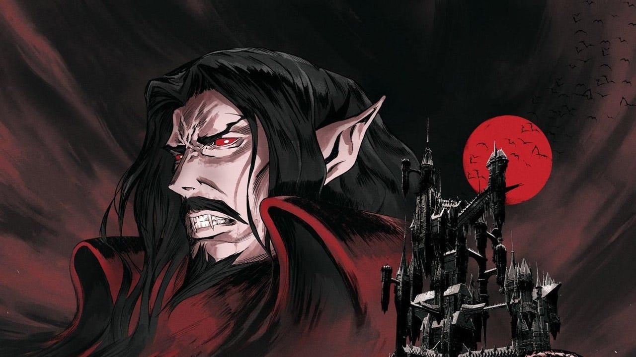 """animQue pienso de """"Castlevania"""" la serie animada de Netflix"""