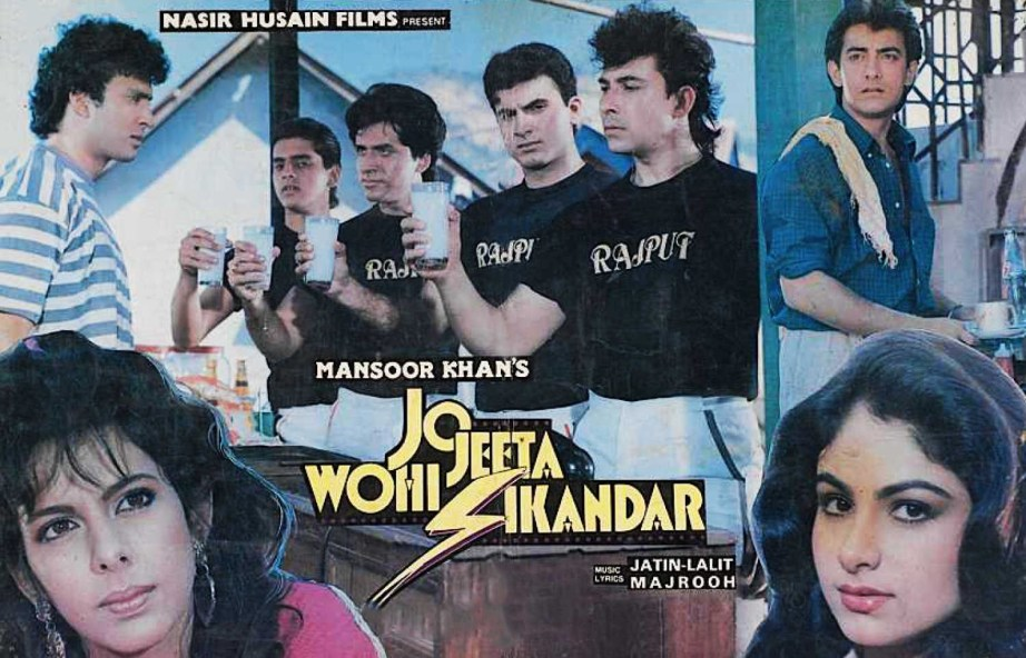 27 Years of Jo Jeeta Wohi Sikandar; (22/05/1992) | by Bollywoodirect |  Medium