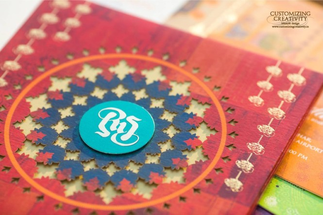 Creative Indian Wedding Invitations This Season Rutushree